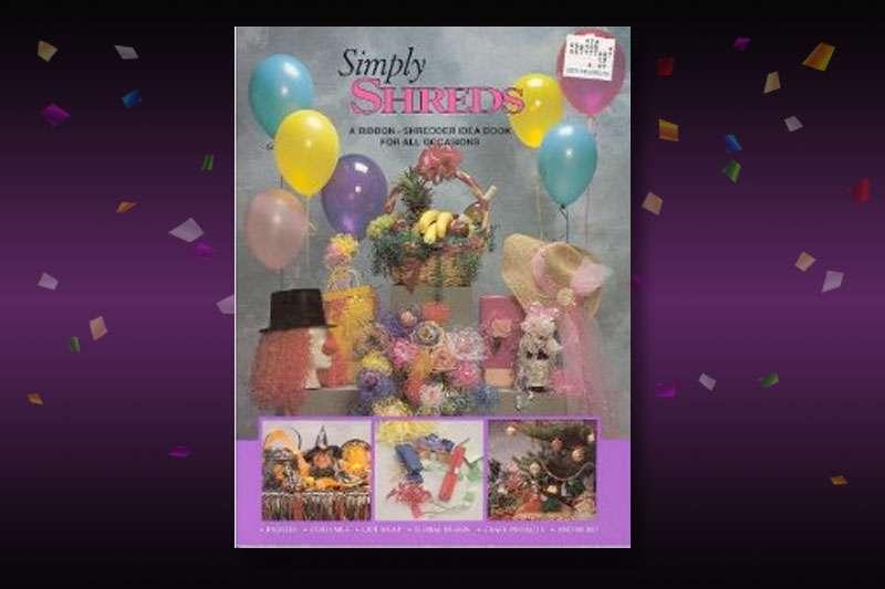 Simply Shreds Idea Book
