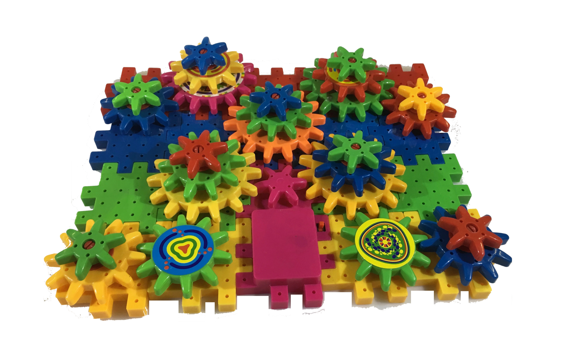 81 Pc JUNIOR Gears building set – Change Maker Products