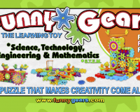 Funny Gears/ Funny Bricks Gear Toys- 50% off SALE Plus Buy one get one FREE!