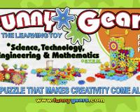 Funny Gears/ Funny Bricks Gear Toys-