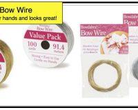 Decorative Bow Wire