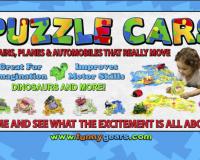 Puzzle Car Collectors Edition Set