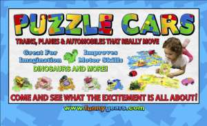 Puzzle Car Collectors Edition Set