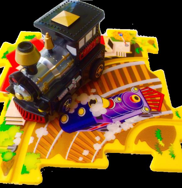The Choo Choo Train