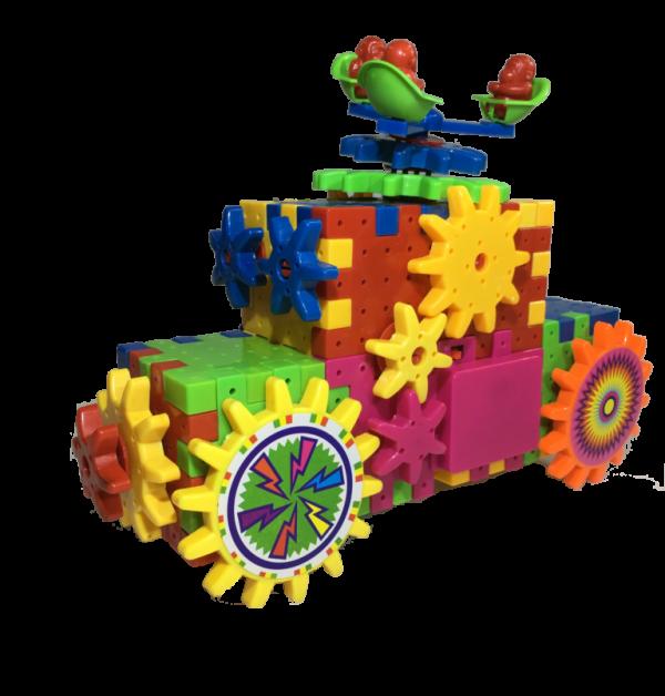 gear car