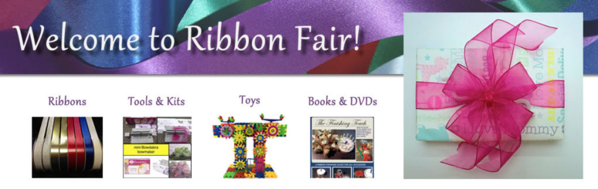 ribbon fair ribbon products and funny gears toys