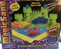 Magic SAND ~ New Glow In the Dark Kinetic Sand