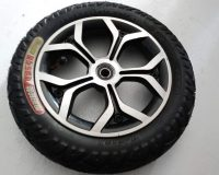 Scooter Rear Tire & Wheel- Replacement